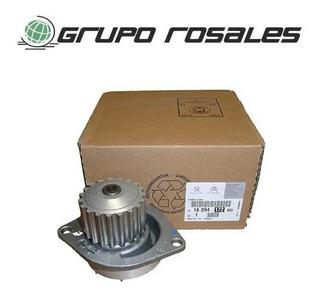 Bomba De Agua Peugeot 207 308 Citroen C3 1.6 16v 1609417280