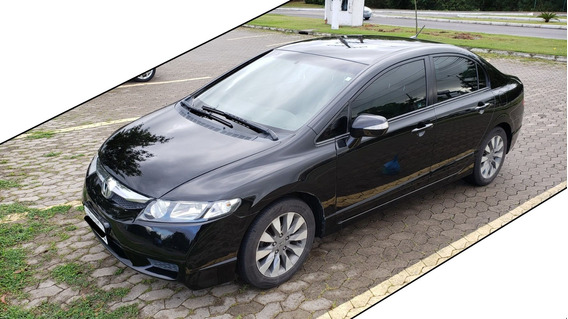 Civic 2010 - Automático - Conservado