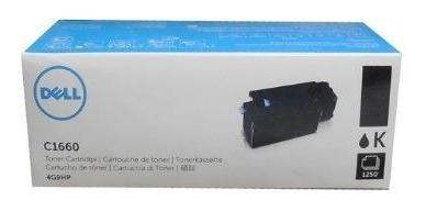 Cartucho Toner Dell Negro Para C1660w - 1250 Pag