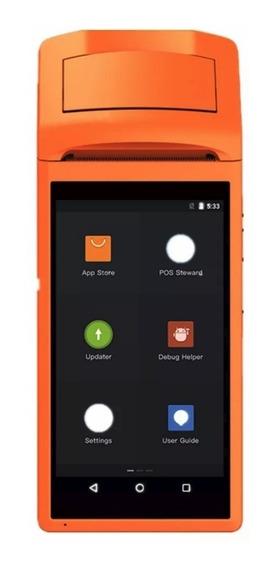 10 Impressoras Terminais Pda Pos Sunmi V1s Wifi Android