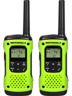Talkabout Motorola T600 Br Rádio Comunicador 35km 22 Canais