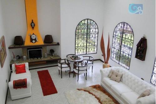 Imagem 1 de 30 de Casa À Venda - Condomínio Granville -  Guarujá. - Ca1607