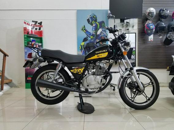 Suzuki Gn 125 2017