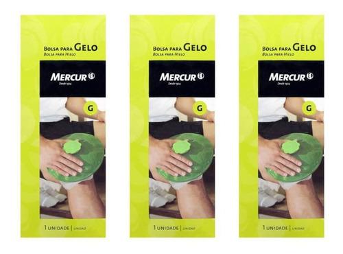 Mercur Bolsa De Gelo G (kit C/03)