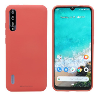 Funda Protector Xiaomi Mi A3 Goospery Sf Jelly Case