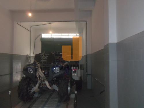 Loja Para Locação No Bairro Barra Funda Em São Paulo - Cod: Ja9396 - Ja9396