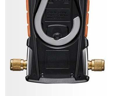 Testo Digital Aspiradora Micron Pluviometro Bluetooth