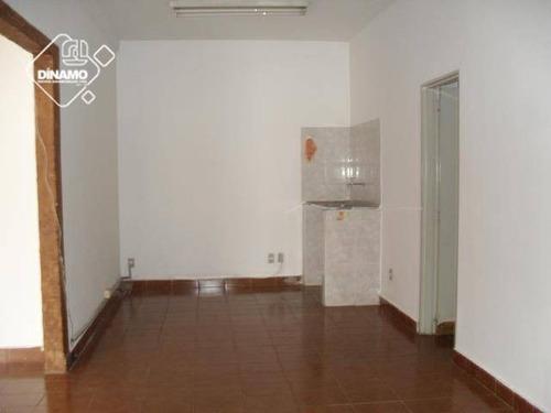 Salão Comercial (vila Seixas). - Sl0017