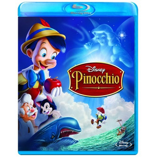 Mel Blanc Pinocchio (1940) (blu-ray) Blu-ray Import