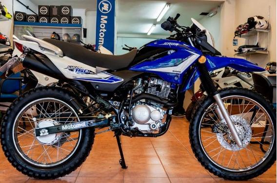 Moto Cross Skua 150 Motomel 0km Tarjeta Y Credito Personal