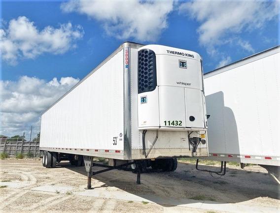 Caja Refrigerada 53´ 2010 Utility Aire Thermoking #11432