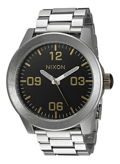 Relogio Original Nixon The Corporal Ss A346 2222-00