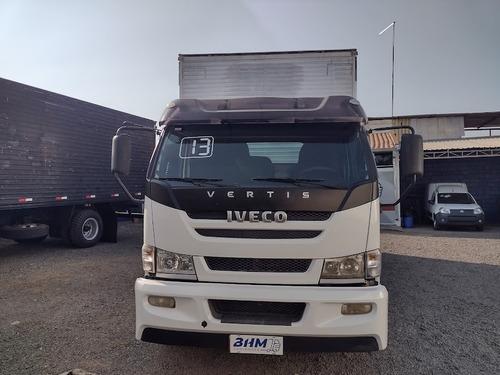 Imagem 1 de 15 de Caminhão Iveco Muito Novo 90v18