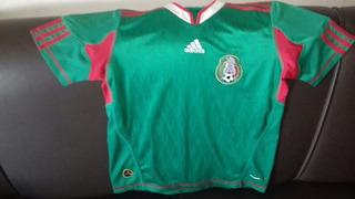 Camisa Infantil Seleção Mexico