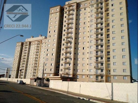 Apartamento Com 2 Dormitórios À Venda, 59 M² Por R$ 123.032,40 - Parque Residencial Flamboyant - São José Dos Campos/sp - Ap5118