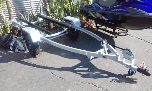 Carreta Free Hobby Galvanizada Gtx 300 Vx Cruiser Fx Ho Svho