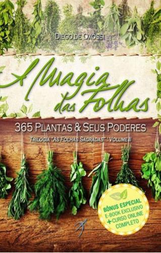 Imagem 1 de 1 de A Magia Das Folhas - Vol. 2