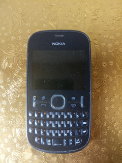 Celular Nokia Asha 200 Mp3 Player Teclado Qwerty