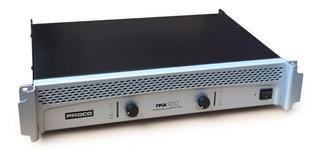 Amplificador Potencia Proco Pax 400 400w