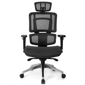 Cadeira Presidente Dt3 Office Helora (3 Cores) + Nfe