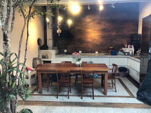 Imagem 1 de 28 de Sobrado 3 Suites 4 Vagas Area Gourmet Vila Alice/bela Vista - 88388
