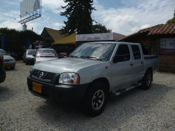 Nissan D22 Np300 Dc 2015 Mt Full 4*2 Dl