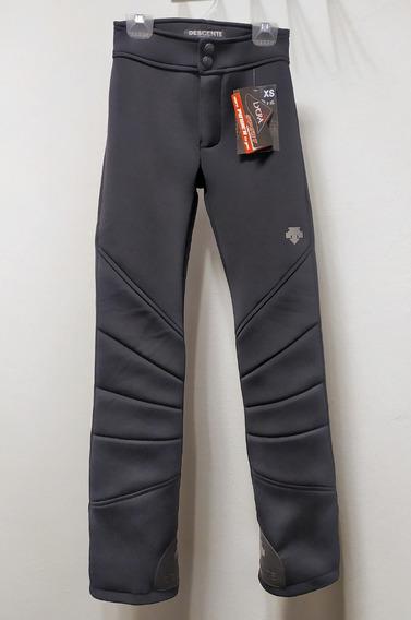 Pantalón Calza Mujer Softshell Térmica C/ Rodillera 5k