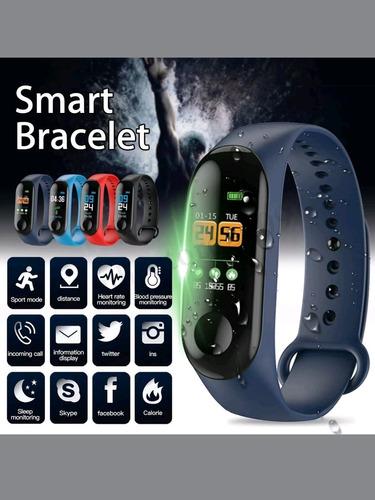 Monitor Cardíaco Relógio Inteligente , Pressão Arterial,
