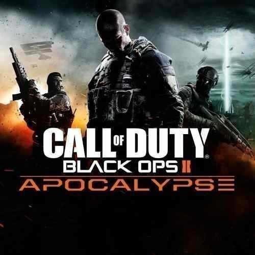 Dlc Apocalypse Para Black Ops 2 Cod Bo2 Br - Ps3 Psn