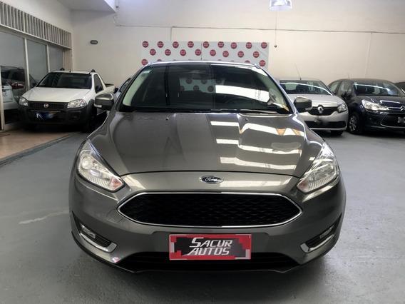 Ford Focus 5p 2.0l N Se Plus At 2015