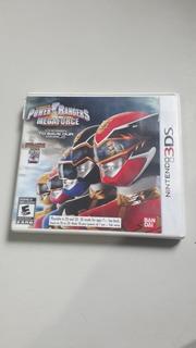 Power Rangers Mega Force 3ds Original Campinas