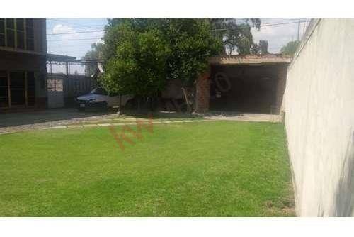 2 Casas Con Amplio Terreno $21,000,000 En San Sebastian, Zumpango, Estado De México.