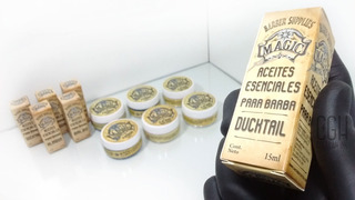 Aceite Para Barba Magic 15ml Anti Frizz Nutre Y Estimula