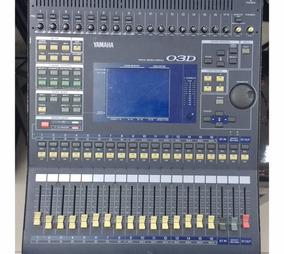 Mesa De Som Mixer Digital O3d Yamaha
