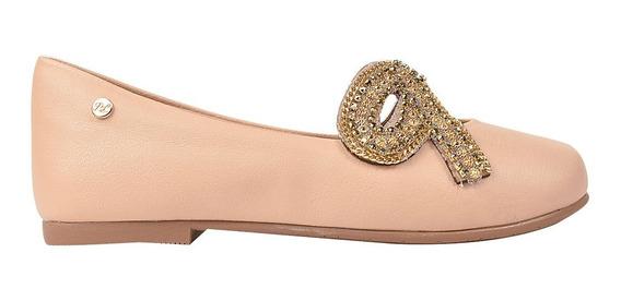 Sapatilha Sapato Feminina Infantil Chiquiteira 10002