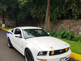 Ford Mustang 4.6 Gt Equipado Piel Mt