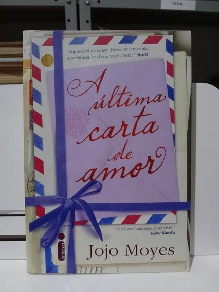 Livro A Ultima Carta De Amor Jojo Moyes