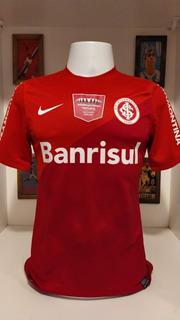 Camisa Futebol Internacional Reinauguração Beira-rio 2014