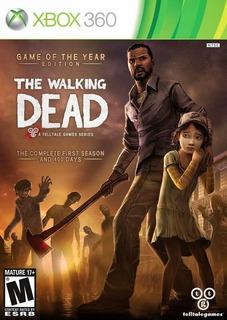 The Walking Dead Xbox 360 | Xbox 360 Digital