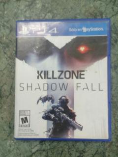 Kill Zone Shadow Fall Ps4 Remato