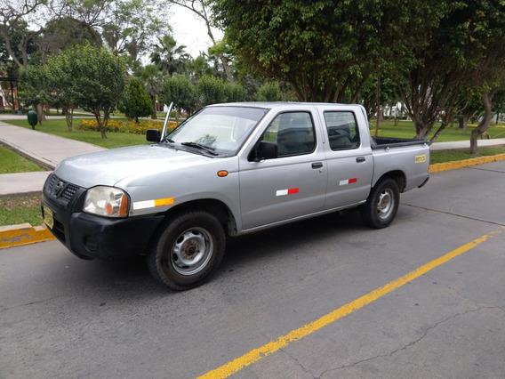 Camioneta Nissan Frontier 2012 4x2 Doble Cabina Dual Glp 5ta