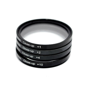 Kit Macro 40.5mm 49mm 52mm 55mm 58mm 67mm Nikon Canon Sony