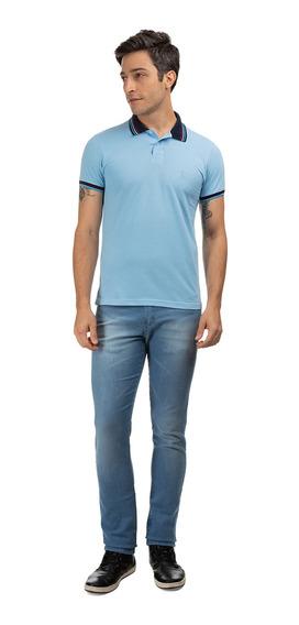 Camisa Polo Regular Polo Wear 35536