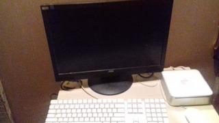 Computadora Mac Con Pantalla Windows