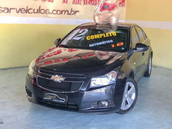Chevrolet Cruze 1.8 Lt Flex Automático 2012 Completo