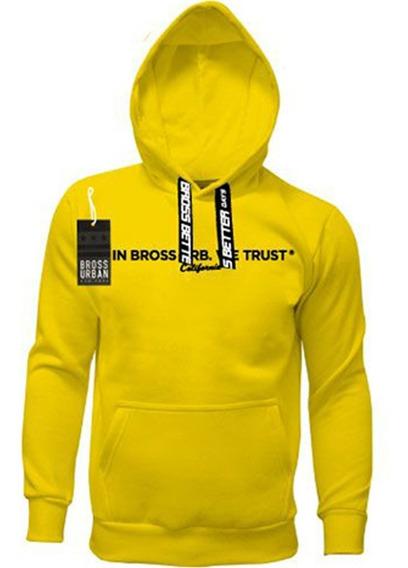 Buzo Bross Friza Cinta Street Est We Trust
