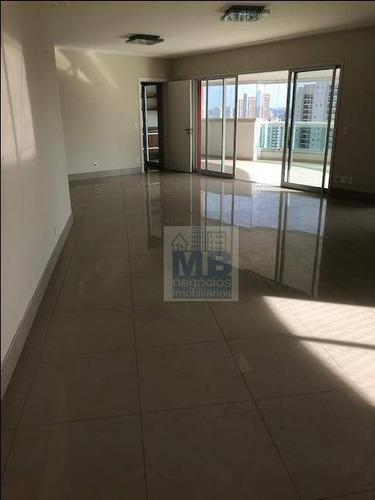 Imagem 1 de 23 de Apartamento Com 4 Dormitórios Para Alugar, 240 M² Por R$ 9.000,00/mês - Vila Sofia - São Paulo/sp - Ap4002