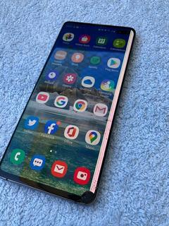 Celular Samsung Galaxy S10+ (plus) - Ainda Na Garantia