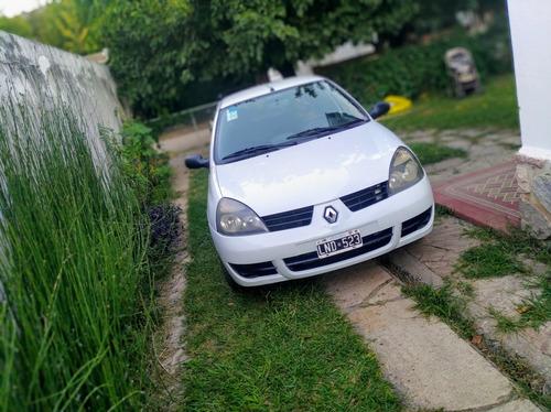 Renault Clio 2012 1.2 Campus Pack Ii 75cv