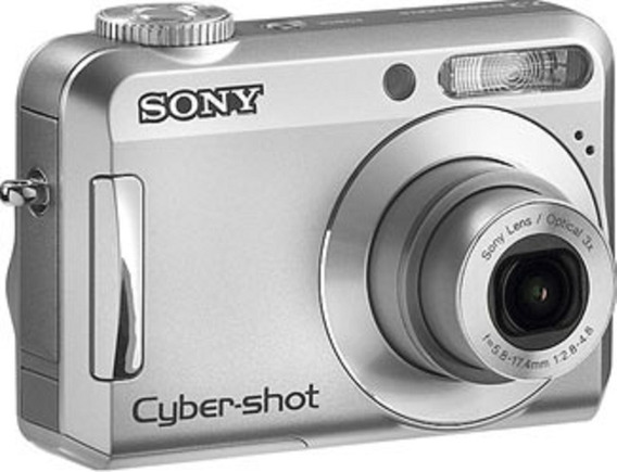 Maquina Fotografica Sony Cyber Shot Dsc S650